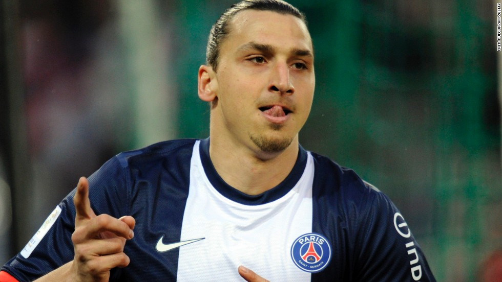 Ibrahimovic showed his worth to PSG with a superb strike for the third goal just before halftime.