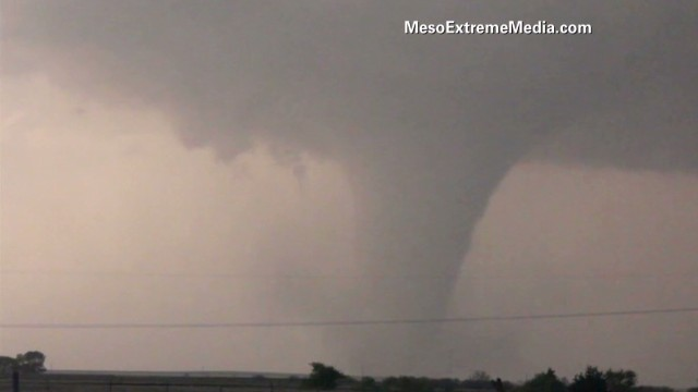See massive tornado in Kansas