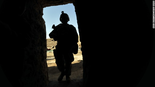 Making a change in military code