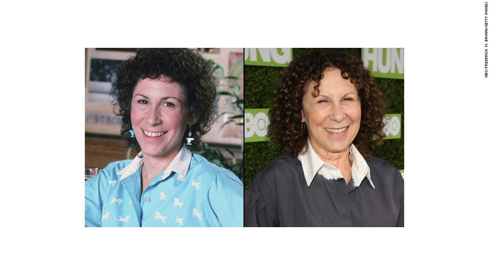 "Rhea Perlman's Carla Tortelli was the bar's resident firecracker of a waitress. Perlman's continued to pop up in movies and on TV since ""Cheers,"" including ""Hung"" from 2009 to 2010 and ""Hot In Cleveland"" last year. Around that time, Perlman's personal life took the spotlight when her marriage to Danny DeVito hit a rough patch, though the two have <a href=""http://marquee.blogs.cnn.com/2013/03/15/while-you-were-working-428/"">reportedly reconciled</a>. This fall, she'll appear with former co-star Kirstie Alley in a TV Land comedy called ""Kirstie's New Show."""