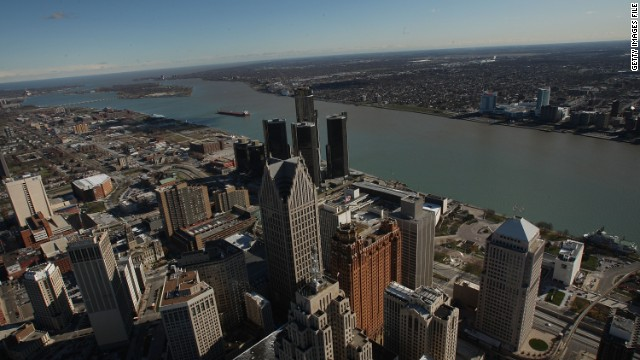 John Bare says a smart revival strategy in Detroit took advantage of the scale of nonprofit groups.