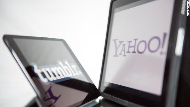 Yahoo takes a Tumbl(r)