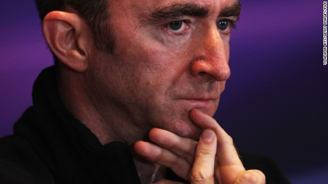 Paddy Lowe will join Ross Brawn at the Mercedes Formula One team in June.