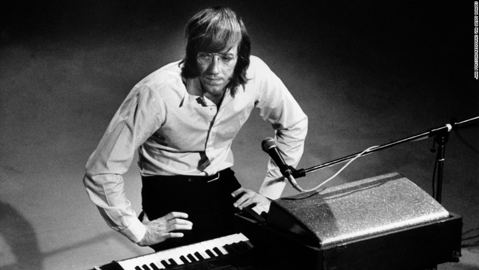 "<a href=""http://www.cnn.com/2013/05/20/showbiz/music/ray-manzaerk-the-doors-dies/index.html"">Ray Manzarek</a>, keyboardist and founding member of The Doors, passed away of cancer on Monday, May 20. He was 74."