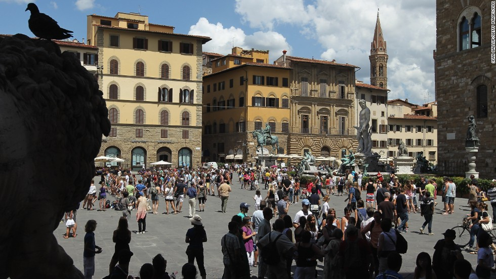No. 8: Florence, Italy