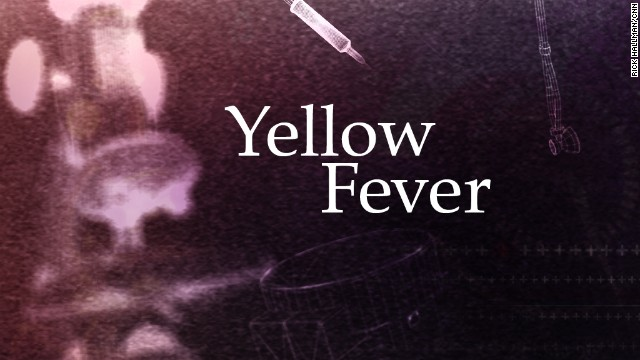 WHO: Yellow fever outbreak is 'serious and of great concern'