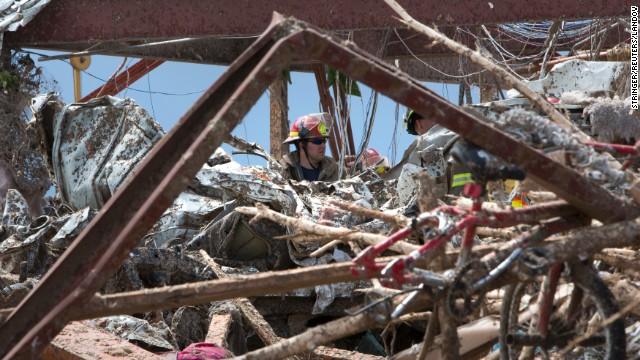 Oklahoma Lt. Gov.: Death toll is small