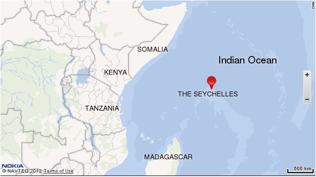Map: The Seychelles. Click to expand