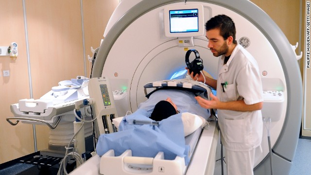 The criminal complaint said Yudong Zhu, 44 of Scarsdale, recruited two other scientists to aid him in MRI research.