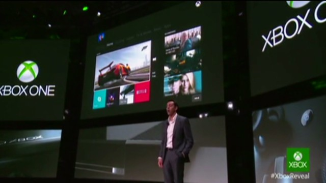 Watch a demo of Xbox One