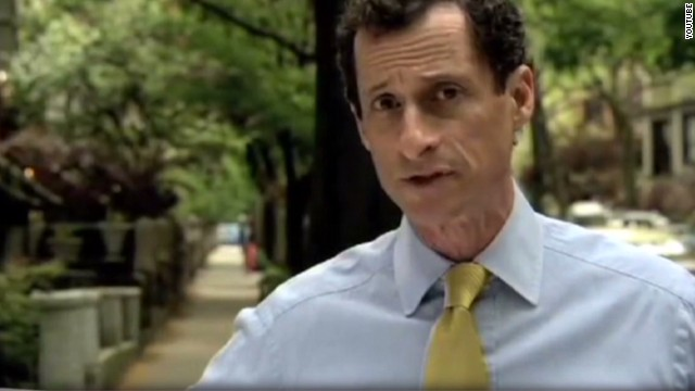 Anthony Weiner running for NYC mayor