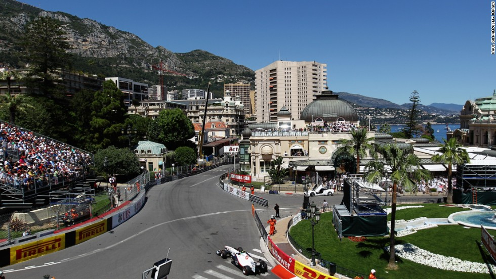 The Monaco Grand Prix has been held in the picturesque principality of Monte Carlo on the French Riviera since 1929 and the race remains the jewel in Formula One's crown.