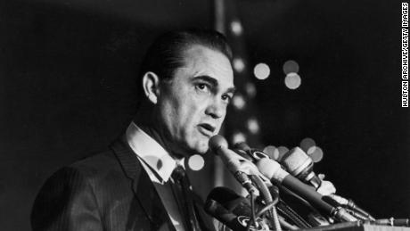"American history doesn't offer many examples of public figures admitting to racism, but George Wallace came close in 1982 when he admitted he was ""wrong"" about race."