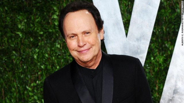 "Billy Crystal will star in and executive produce a new FX comedy pilot called ""The Comedians."""