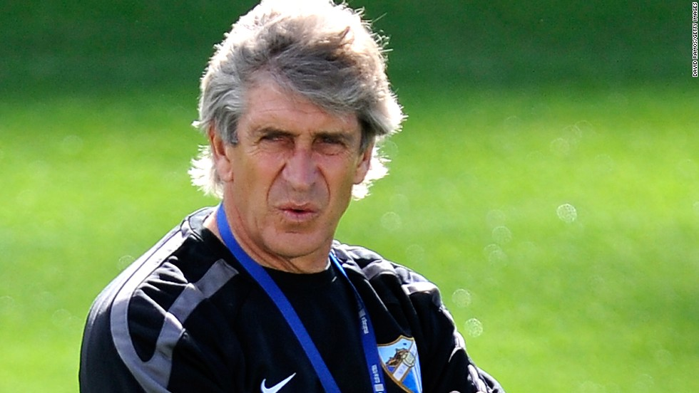 """""""Manuel shares the club's approach to football and our ambition to achieve on-field success, coordinating with the wider football support teams to ensure natural progression from the academy to senior level,"""" said Manchester City chief executive Ferran Soriano of the club's new manager."""