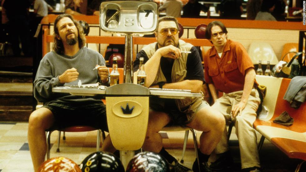 "The cult classic ""The Big Lebowski"" (1998) stars Jeff Bridges, John Goodman, and Steve Buscemi. The Coen brothers film really ties things together."
