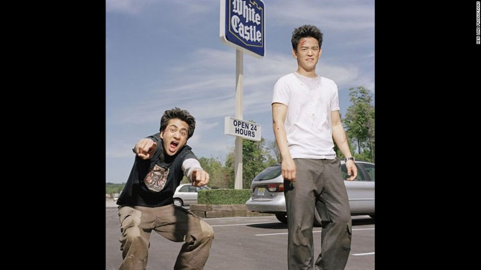 "<strong>""Harold and Kumar Go to White Castle"" (2004)</strong>: Although this comedy literally follows two pot-smoking pals (played by John Cho and Kal Penn) as they satisfy their desire for White Castle, it's also helped turn the actors into household names."