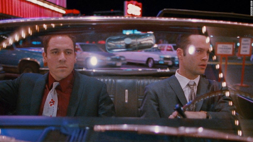 "Jon Favreau and Vince Vaughn love a good cocktail in the 1996 film ""Swingers."" Answering machine messages, not so much."