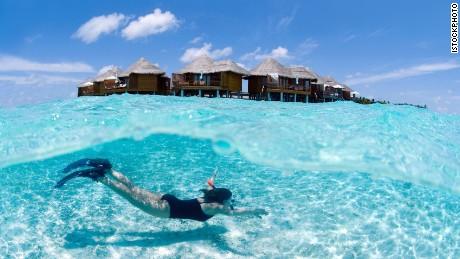 24. Sun Island Beach, Maldives