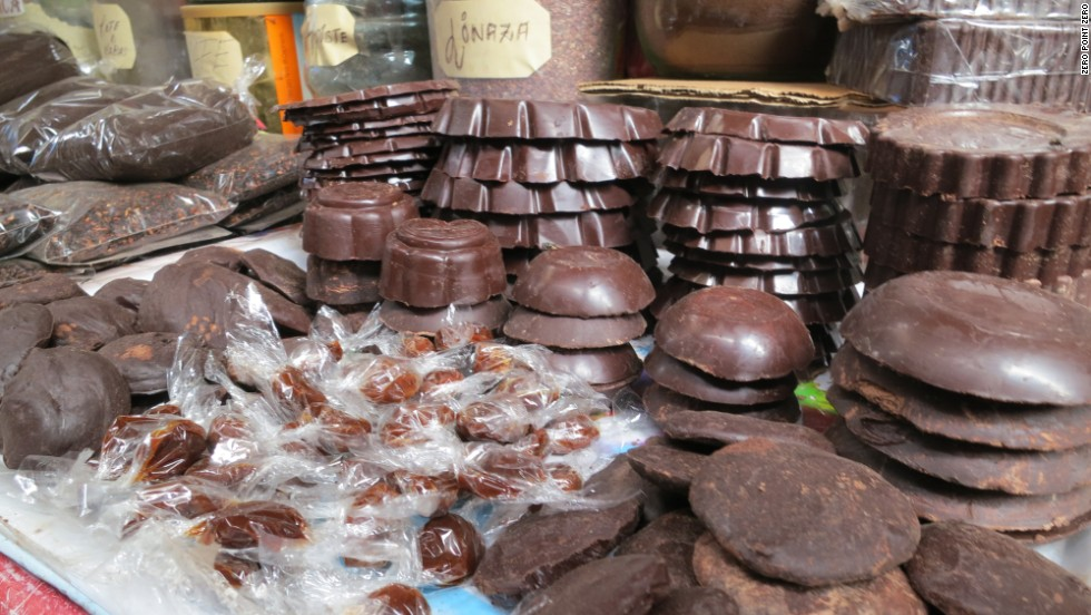 Peruvian chocolate is prized for its earthy, nutty, distinctive flavors.