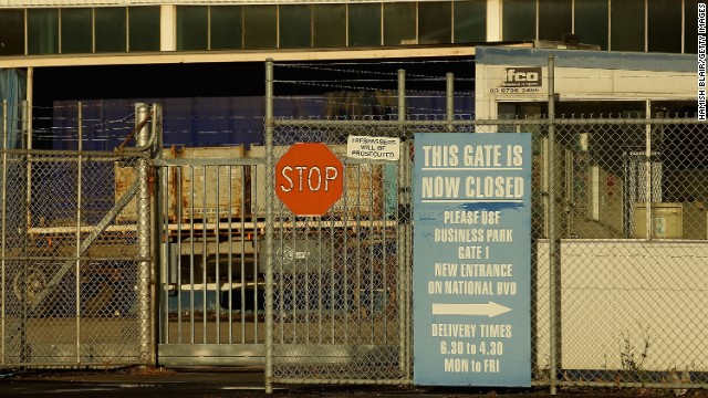 Ford Australia's manufacturing facilities will close their gates for the final time in 2016 with thousands of job losses.
