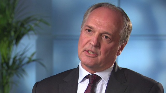 CEO on Eurozone 'leadership vacuum'