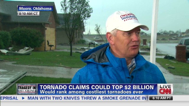 Tornado claims could top $2 billion