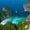 best beaches-19 Maya Bay