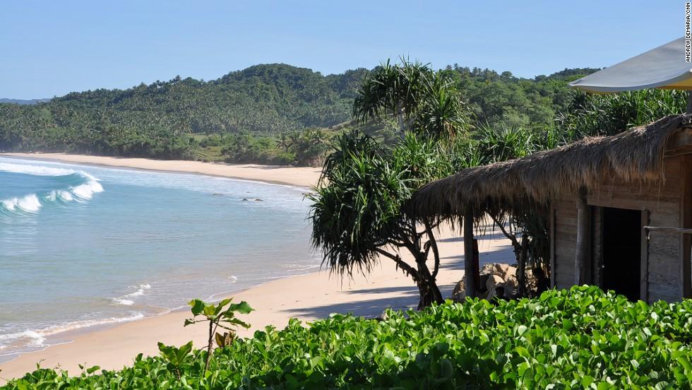 17. Nihiwatu Beach, Sumba, Indonesia
