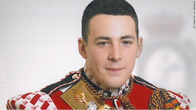 Drummer Lee Rigby had served as an infantryman in Afghanistan and Cyprus.