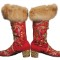 02_p99 Red Boots with fur.jpg liberace