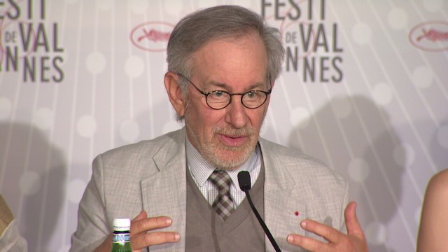 Spielberg: Cannes brings world together