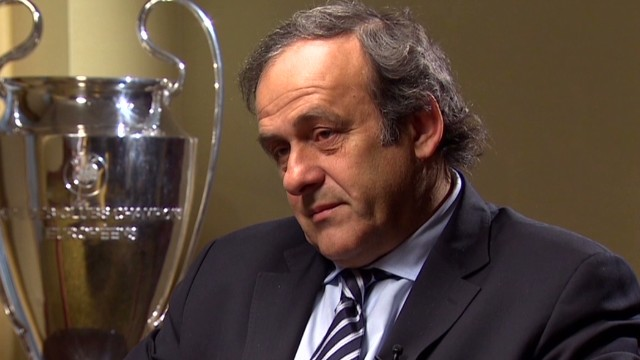 Platini on Ferguson and Beckham retirements