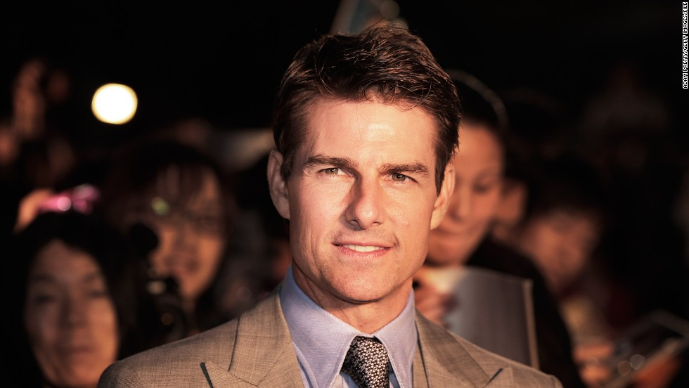 8. Tom Cruise: $35 millones
