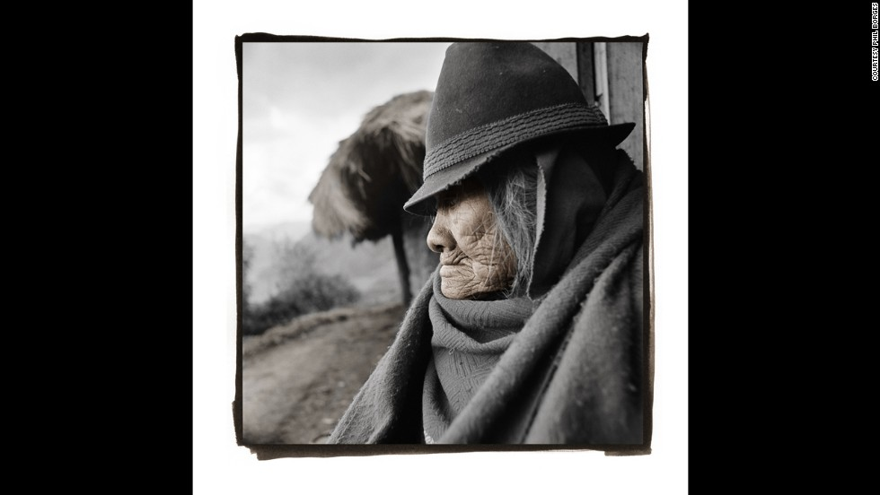 """<strong>Transito, 91 (Cayambe, Ecuador)</strong><br />For centuries after the Spanish conquest, many indigenous people in Ecuador were forced to serve as indentured servants in the hacienda system. One of them, Transito, was jailed in 1926 after speaking out against a hacienda owner who she said molested her. But by taking a stand and raising awareness about the plight of indigenous Ecuadorians, Transito became a legend in the country. She is often referred to as the """"Rosa Parks of Ecuador,"""" Borges said."""