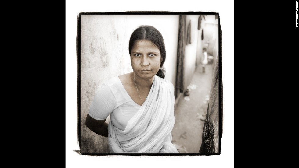 <strong>Akhi, 32 (Tangail, Bangladesh)</strong><br />At 13, Akhi was sold as a sex worker to a Bangladeshi brothel. After three months, she regained her freedom by paying off her madam. She then created an organization to advocate for sex workers' rights, gaining support from various religious, political and social groups. Since the group's conception, the number of 12- and 13-year-olds working in the brothels has decreased, and condom use has jumped from near zero to 86%.