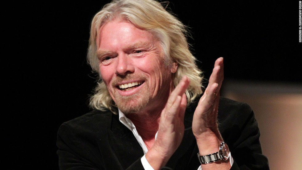 Sir Richard Branson is the founder and CEO of the Virgin Group as well as a billionaire philanthropist. He started out breeding and selling budgies with friends when he just was 11-years-old.