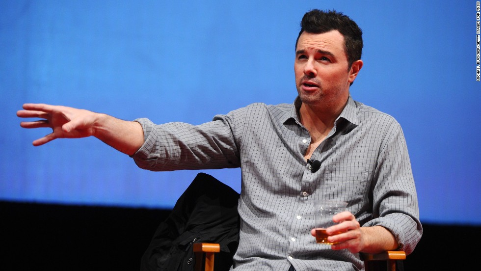 Seth MacFarlane Has A Theory On Why Hollywood Hates On Trump