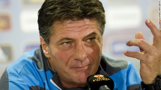 Walter Mazzarri is leaving Napoli to take charge of fellow Serie A club Inter Milan.