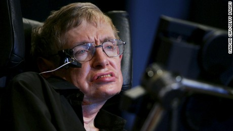 British scientist Stephen Hawking attends a conference during the 2006 International Conference on String Theory on June 21, 2006 in Beijing, China. Hawking is visiting Beijing to attend the conference on the riddle of string theory which, if solved, could help unlock the mysteries of black holes and the creation of the universe, according to reports.