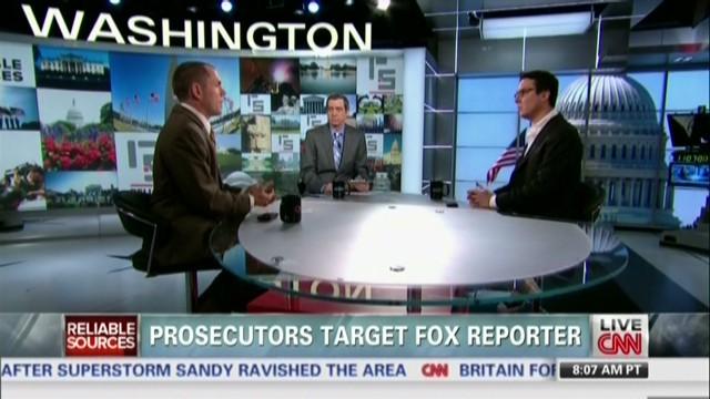 Prosecutors target Fox News reporter