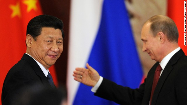 China 'tiptoes' around Ukraine crisis