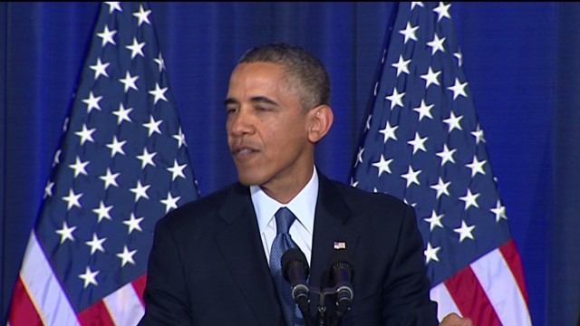 President Obama hopes to reset agenda