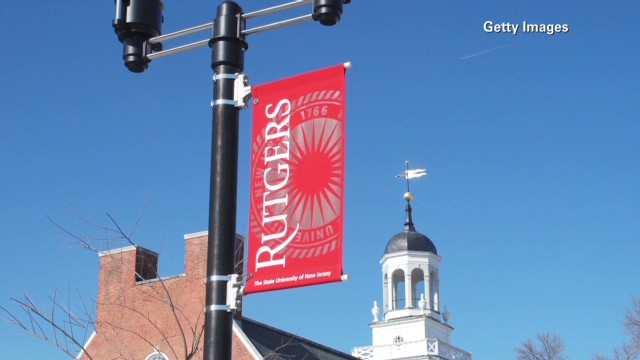 New Rutgers hire under fire