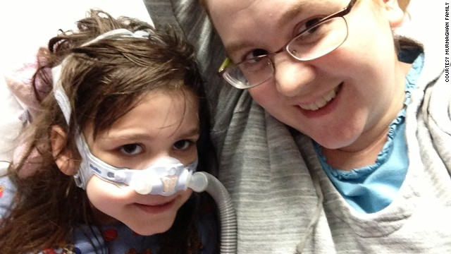 Girl survives two lung transplants