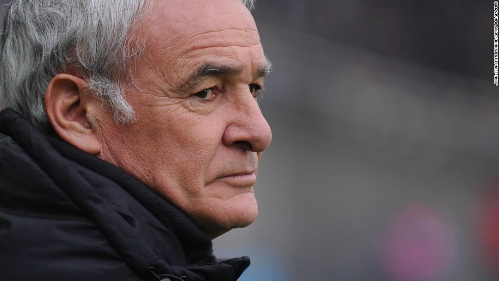 Monaco is the 14th club Italian coach Claudio Ranieri has managed. As well as Italy and France, Ranieri has also coached in Span and England.