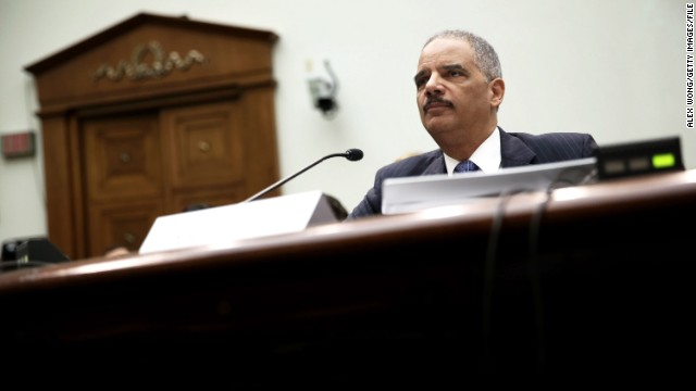 Holder should resign, says law professor