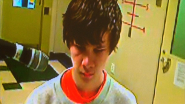 Teen behind alleged bomb plot charged
