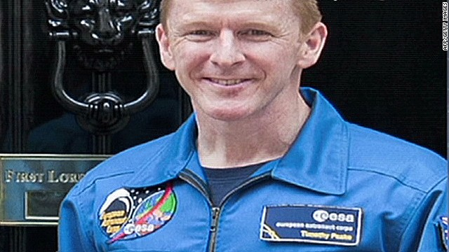 Meet Britain's first ISS astronaut