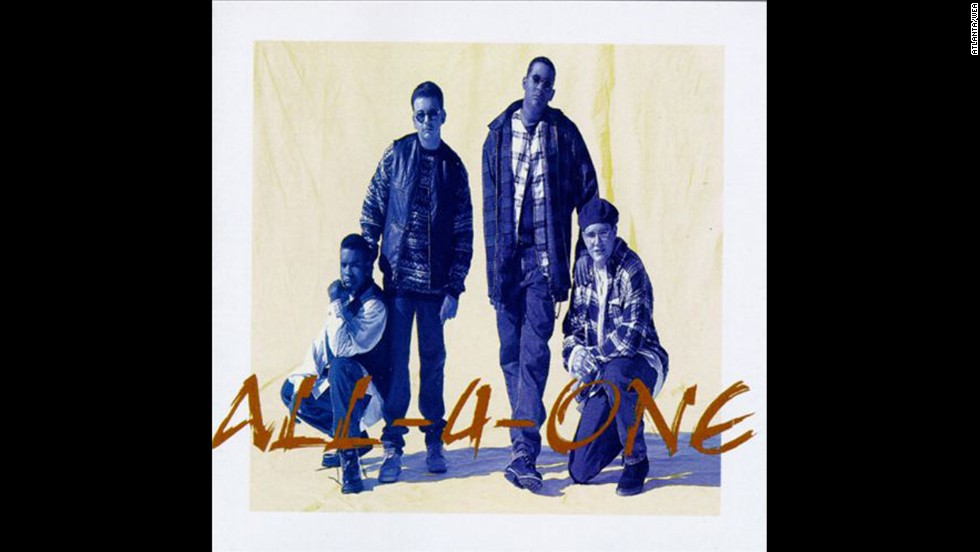 "All-4-One's sincere love ballad <strong>""I Swear""</strong> was nearly the only No. 1 on the Hot 100 during the summer of '94. After staying at the top throughout June and July, it's chokehold was loosened in August thanks to Lisa Loeb's <strong>""Stay (I Missed You)""</strong> from ""Reality Bites."""